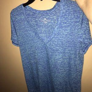 Adidas v-neck shirt